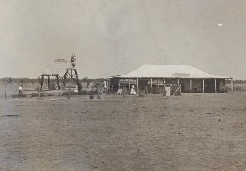 Urandangi Store 1890